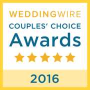 Wedding Wire Award Badge